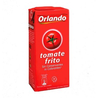 TOMATE FRITO ORLANDO brick 350 gr.